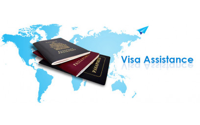 Visa Facilitation Centre locations