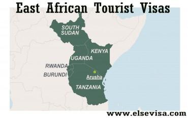 East african tourist visas
