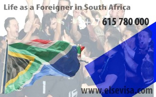 Life as a Foreigner in South Africa | foreigners in south africa | South Africa tourist visa