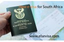 New e-visa for South Africa, ready to launch in October this year