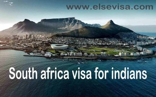 South africa visa for indians  - Else visa south africa