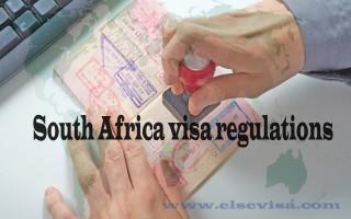 South Africa visa regulations for Indians
