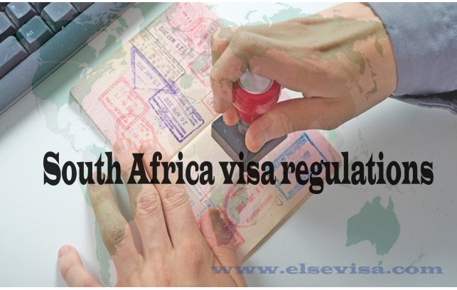Visa regulations: South Africa visa for Indians