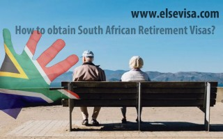 How to obtain South African Retirement Visas?   - Else visa south africa