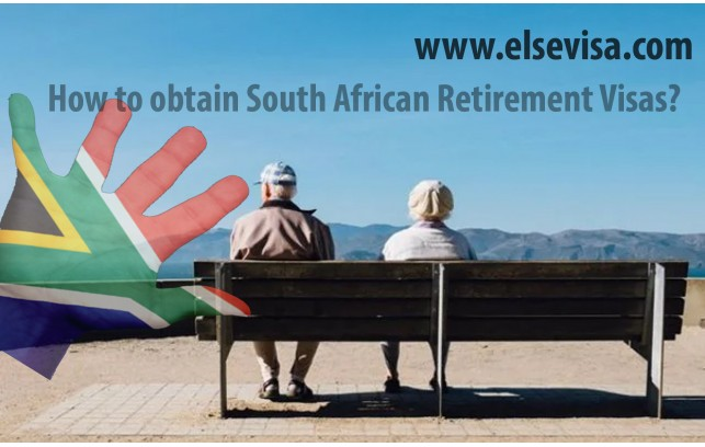 How to obtain South African Retirement Visas?
