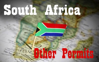 South Africa Other Permits
