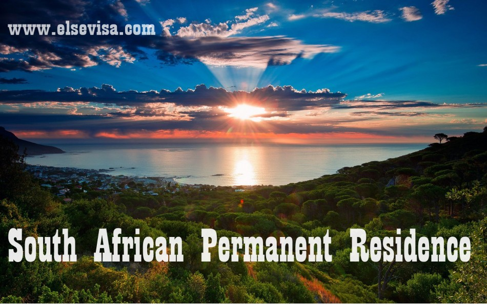 South African permanent residency rules