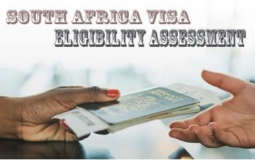 South Africa Visa Eligibility Assessment