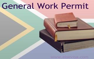 General Work Permit | South Africa Critical Skills Visa | Else Visa