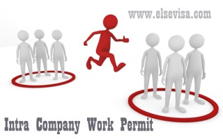 What is Intra Company Work Permit?