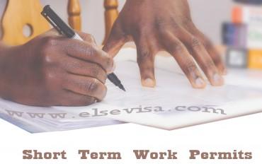 Short Term Work Permits