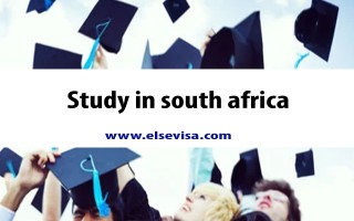 Study in south africa  - Else visa south africa
