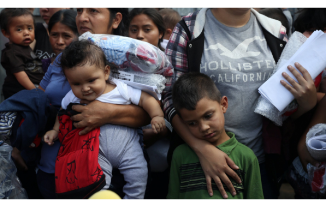 More Than 900 children departed at U.S. border since policy discontinued - ACLU