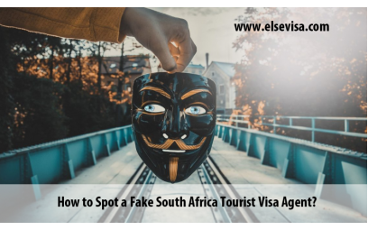 How to Spot a Fake South Africa Tourist Visa Agent?