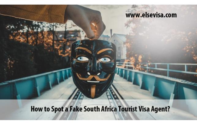 How to Spot a Fake South Africa Tourist Visa Agent?