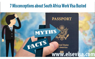 7 Misconceptions about South Africa Work Visa Busted - south africa visa types