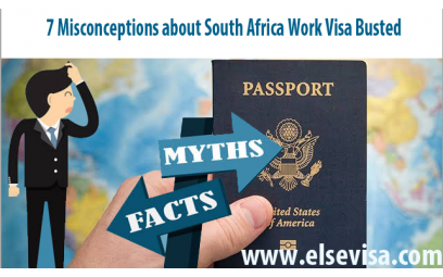 7 Misconceptions about South Africa Work Visa Busted