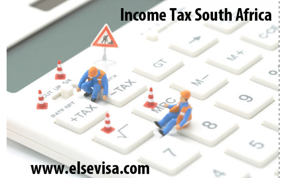 Income Tax South Africa: What You Need to Know As a South African Visa Applicant