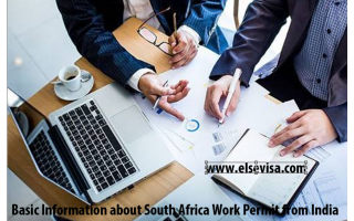 Basic Information about South Africa Work Permit from India - south africa visa types
