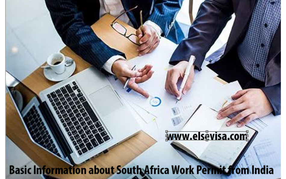 Basic Information about South Africa Work Permit from India