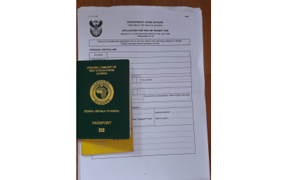 General information For South African Visa Applicants