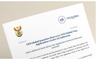 Vfs south africa visa extension  - Else visa south africa