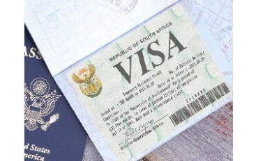 South africa business visa