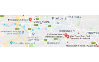 Visa application agencies in johannesburg  - Else visa south africa