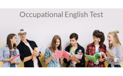Occupational English Test (OET) Training Summary