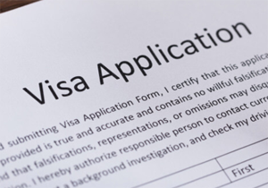 South African dependent visa for spouse and dependent children